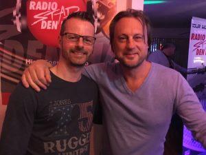 Chris van Buren and Michiel van der Kuy