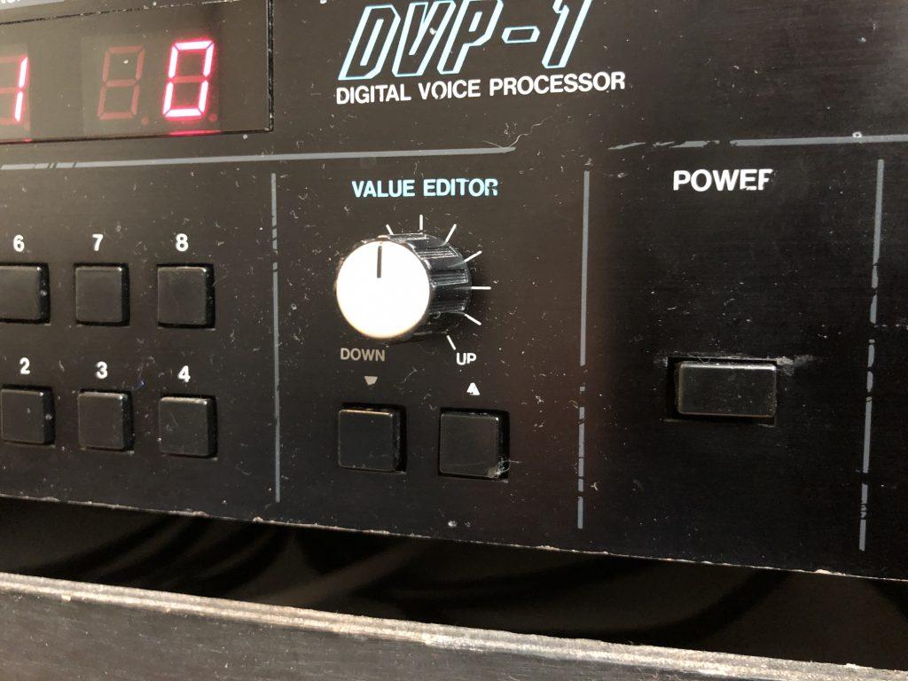 DVP-1 Value Editor