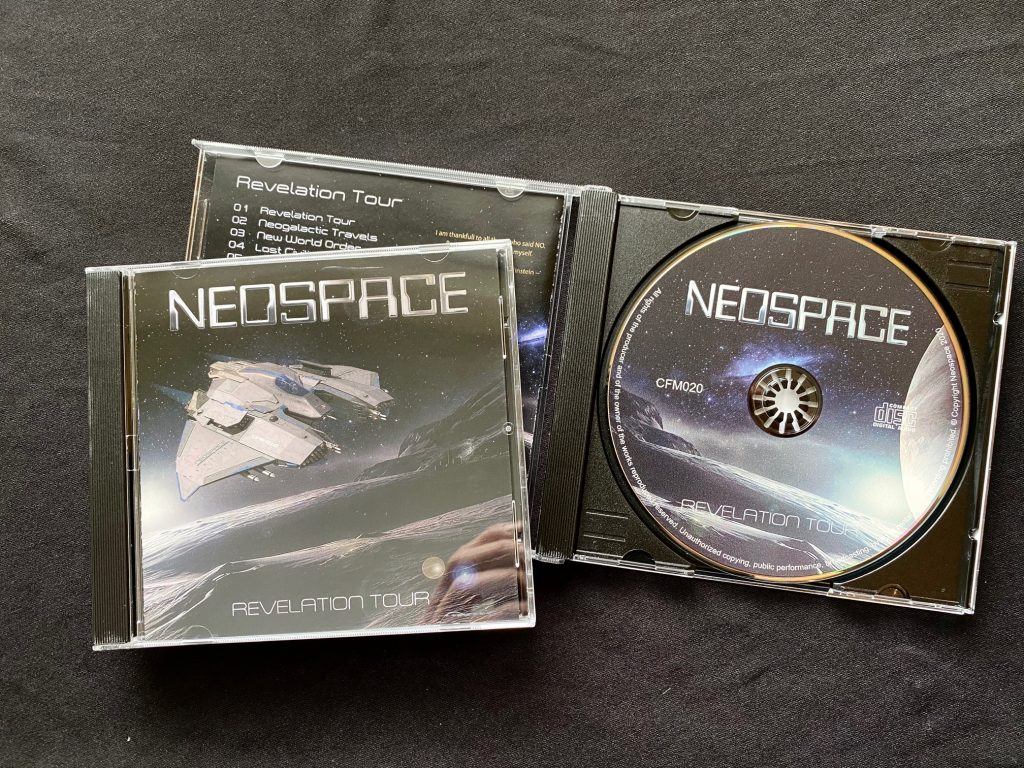 Neospace limited edition album